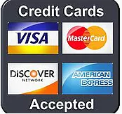 Credit Cards Accepted Image
